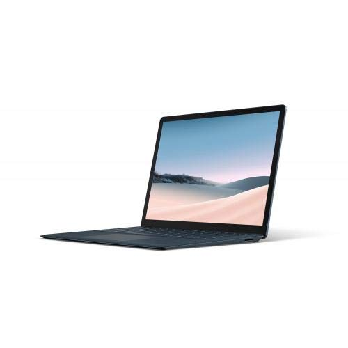 """Microsoft Surface Laptop 3 - 13.5"""" Touch-Screen - Intel Core i5 - 8GB Memory - 256GB Solid State Drive (Latest Model) - Cobalt Blue with Alcantara"""