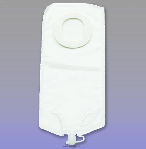 Pouchkins Newborn Pouch, Pchkns Nwbrn Pch 1-Pc Drn C, (1 BOX, 15 EACH) (Pouch Newborn Ostomy)