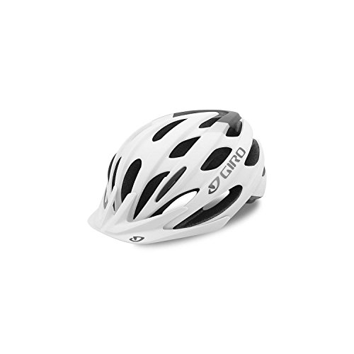 Giro Bishop Cycling Helmet Matte White/Grey Universal X-Large (58-65 cm)