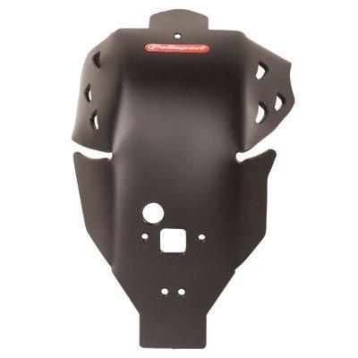 Polisport Extra Protection Skid Plate Black for Honda CRF250X 2012-2013
