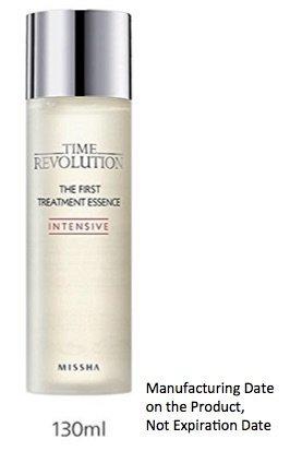 MISSHA Time Revolution The First Treatment Essence (130ml) (Facial Essence Treatment)