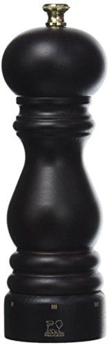 - Peugeot 23478 Paris U'Select 7 Inch Salt Mill, Chocolate