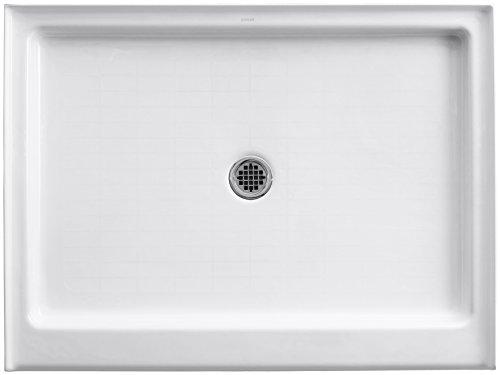 "Kohler K-9026-47 Purist Shower Receptor, 48"" X 36"", Almond"