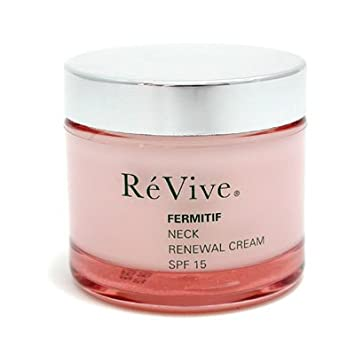 Re Vive Fermitif Neck Renewal Cream SPF15 - 75ml/2.5oz Lemon Sugar Facial Scrub Andalou Naturals 1.7 oz Cream