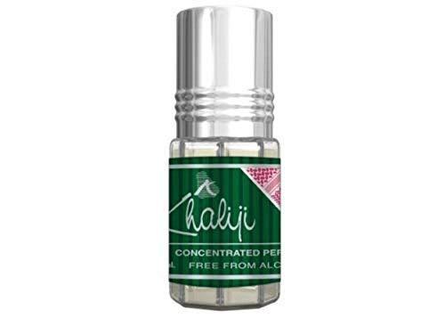 Musc Parfum Al Rehab Khaliji 3ml 100% Huile