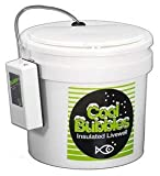 Cool Bubbles Air Pump 11Qt Insulated Pail