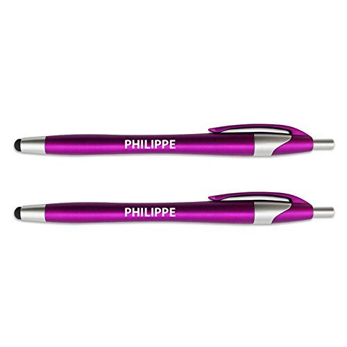 graphics-and-more-philippe-stylus-with-retractable-black-ink-ball-point-pen-2-in-1-combo-works-on-an