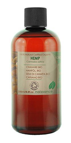 Bio Hanföl - 100%rein - 250ml