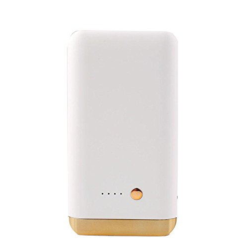 YOUNGFLY The External Mobile Power Supply 30000mAh Power Bank for Phones Gold