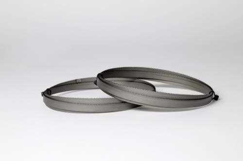 Juego de 3 hojas de sierra de cinta Encut de alto rendimiento 2240 x 16 x 0,65 mm 4 dientes