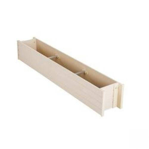 New 48 Rect Flower Herb WindowBox by New