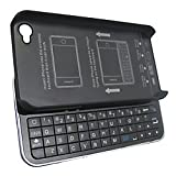 slide keyboard phone cases - Vivitar Wireless Slide-Out Ultra-Thin Keyboard and Case for iPhone 4