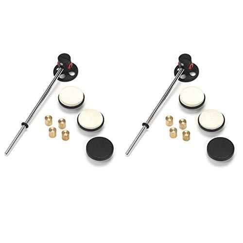 DW Control Bass Drum Beater 2 Pack Bundle