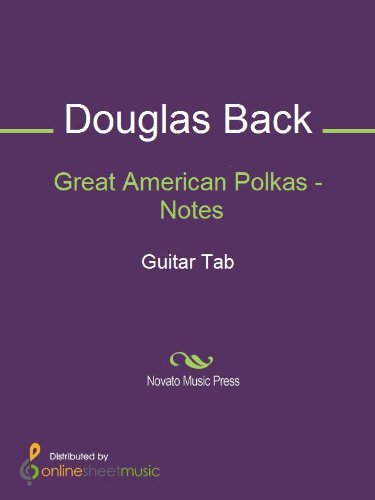 Polka Note (Great American Polkas - Notes)