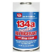 E F Products 308 R-134a Refrigerant With Stop Leak (Pack of 12)