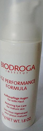 Biodroga Age Performance Restoring Facial Fluid 100 Ml Pro Size - The Newest Innovation From Biodroga Systems, the Needs of Demanding, Mature Skin Are Met with the Age Performance - Formula Mature
