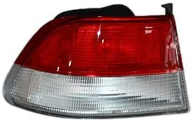 TYC 11-5238-91 Honda Civic Driver Side Replacement Tail Light Assembly