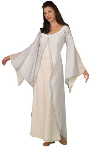 Deluxe Arwen Costume - Standard - Dress Size 6-12]()