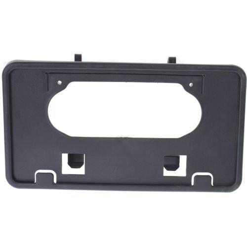 Make Auto Parts Manufacturing - F-150 09-14 FRONT LICENSE PLATE BRACKET, Black, 3.7L/5.0L/6.2L Eng. - FO1068134