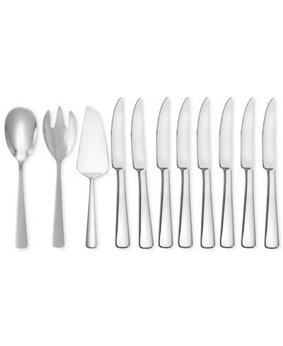 Oneida Stainless Steel 11-Pc. Completer Set
