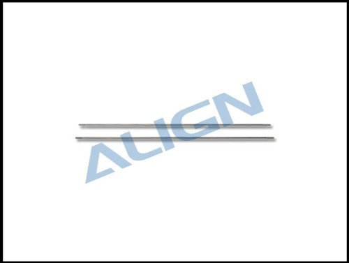 - Align/T-Rex Helicopters Flybar Rod, 220mm Stainless Steel (2): 450