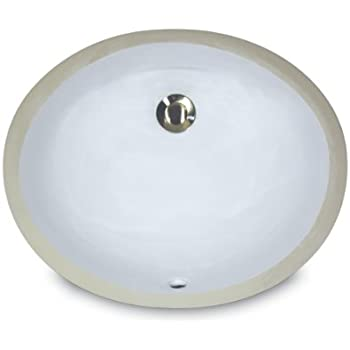 porcelain undermount sinks bathroom nantucket sinks um 13x10 w 13 inch by 10 inch oval ceramic 20040