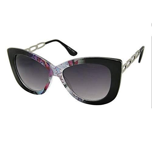 femme hotrodspirit metal branche pin rockabilly de fleur eyes soleil gros violette up lunette cat tFryKqvWtw