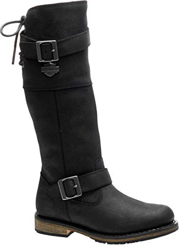 Harley-Davidson Women's Kirtland 14-Inch Motorcycle Boots D87155 ()