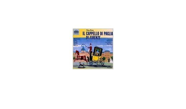 unknown - Nino Rota - Il Cappello di Paglia di Firenze (2 CDS Box Set) -  Amazon.com Music df8b63f873c3