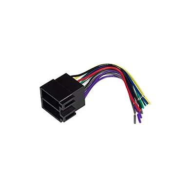 Scosche HY10B Wiring Harness for Select 2008-Up Hyundai & Kia Vehicles: Car Electronics