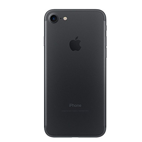 Apple iPhone 7, GSM Unlocked, 32GB - Black (Refurbished)