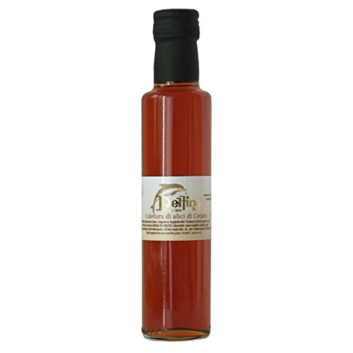 Delfino Cetara Colatura di Alici Anchovy Extract 250 ml