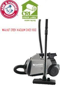 Eureka Sanitaire Professional Canister Vacuum Cleaner S3686 (S-3686) FREE SHIPPING+FREE BAGS+HEPA FILTER+2 year warranty!