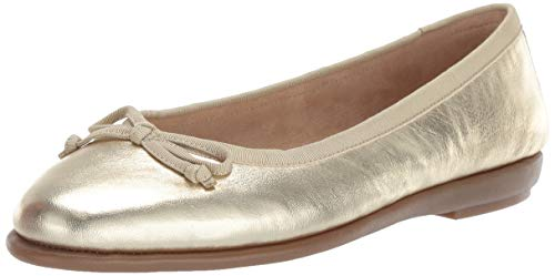da Bet pelle Spruzzo donna oro morbida Skin Scarpa Quick color balletto in 5xqxS1zX