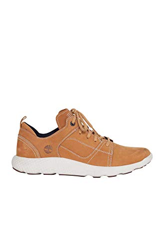 Timberland in Miele 46 Numero Uomo Flyroam Sneakers Pelle UUP76x