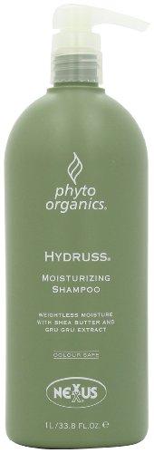 Nexxus Phyto Organics Hydruss Moisturizing Shampoo, 33.8 Ounce by Nexxus