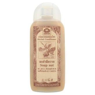 Anti Hair Falling Out, Hair Loss Prevention, Remedies for Hair Growth Natural Hair Conditioner Recipe (Herbal Thai Soap Nut) 200ml.