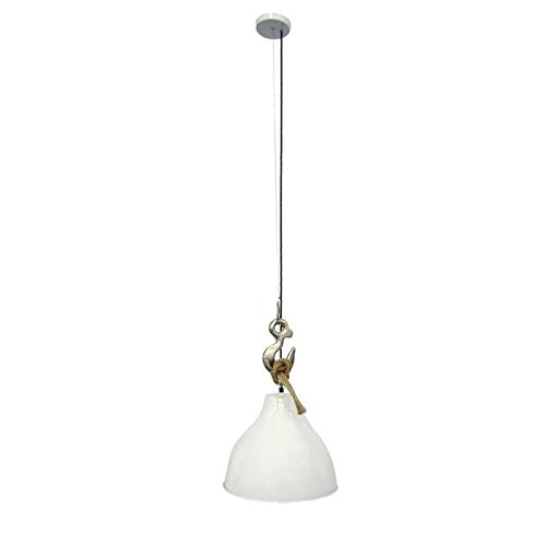 Renwil Aubrey Ceiling Fixture in Glossy White by Renwil (Image #2)