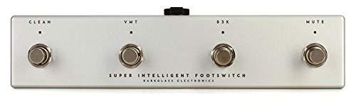 Darkglass Electronics MICRO900SIF Super Intelligent Footswitch Bass Multi-Effects Pedal