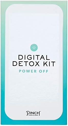 Pinch Provisions Digitales Detox Kit – Blau, Grün und Weiß