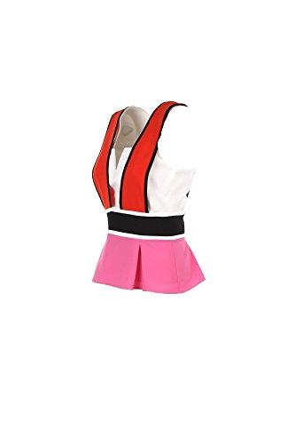 Donna m1737 Primavera H 2018 rosa 2076 Rosso Hanita Top Estate L BnW58