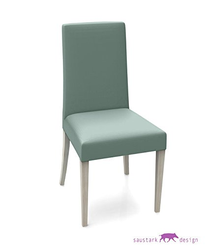 Oslo turquesa corto silla Funda para IKEA Harry silla ...