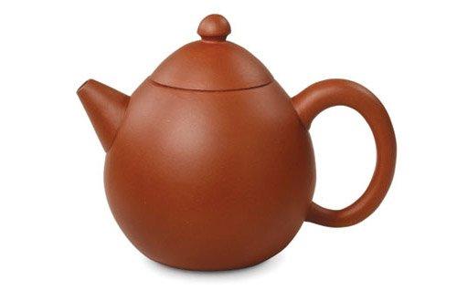 yixing purple clay teapot - 1