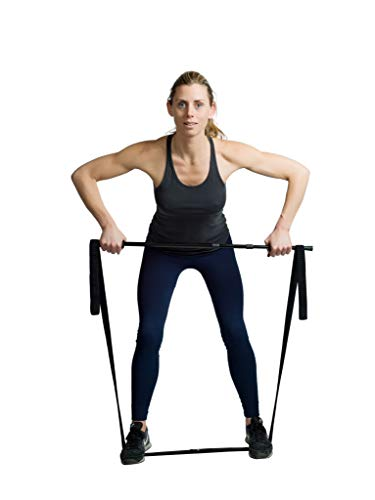 Gym Mini - Swedish Posture Mini Gym, Full Body Exercise Kit Resistance Band to Use at Home, to Travel at The Office