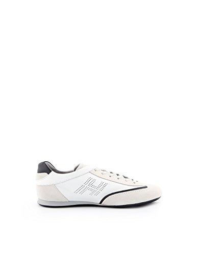 Bianco Hogan Sneakers Uomo Hogan Sneakers HXM0520G752IFW0PBV Camoscio SYwZPx