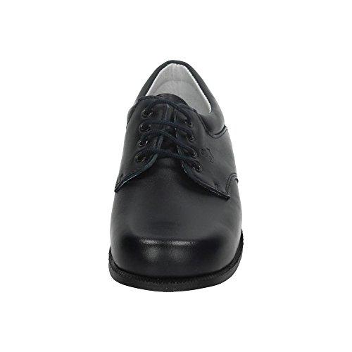 Chaussures Puertorrey De À Bleu Garçon Lacets Pour Ville OUdUnxw8q