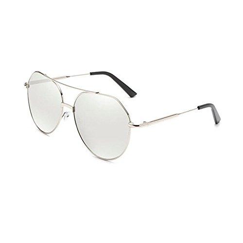 del Aoligei sol deslumbrante de UV película de sol del gafas señora hombres ANTI de Hombre B color gafas de 70zqr0X