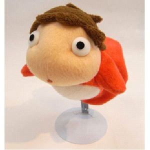 Ponyo On the Cliff by the Sea - Ponyo Hand Puppet
