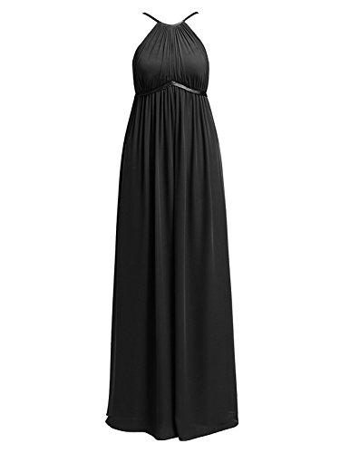 6 way maternity dress black - 6