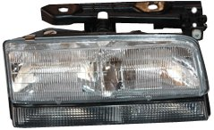 TYC 20-1976-90 Buick Le Sabre Passenger Side Headlight ()